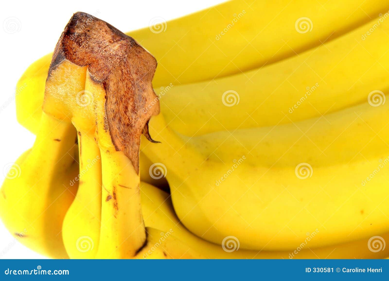 Bananes jaunes
