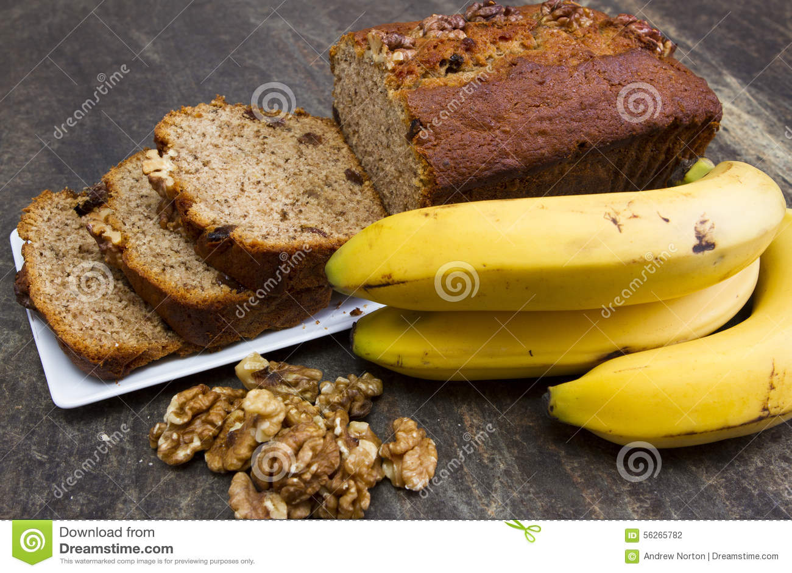 Bananowy chleb