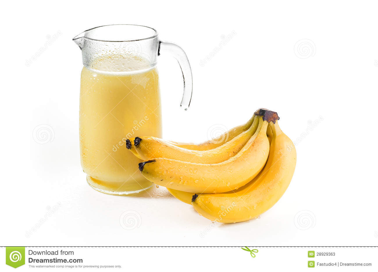Bananowy nektar
