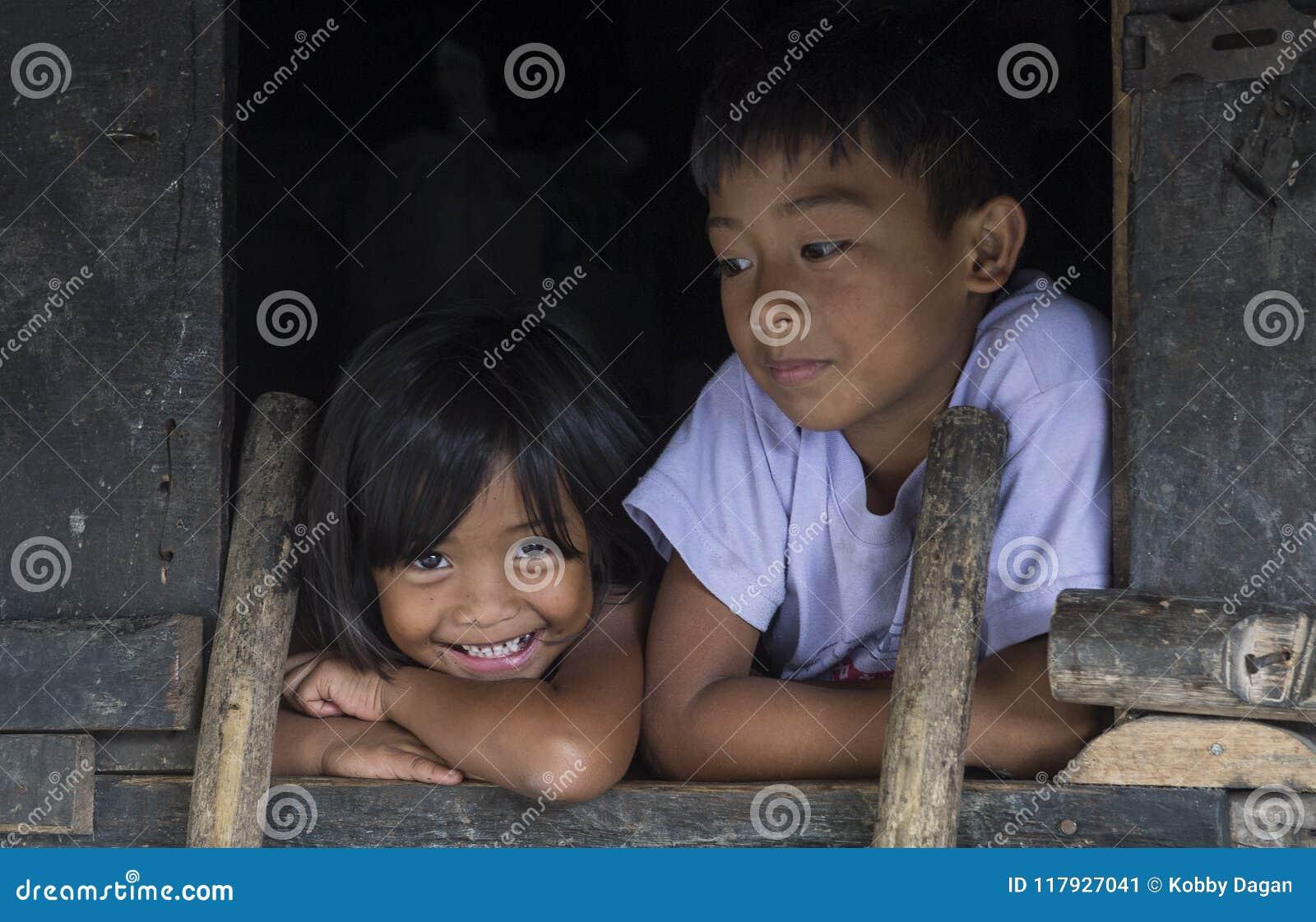 Ifugao ethnic minority in the Philippines