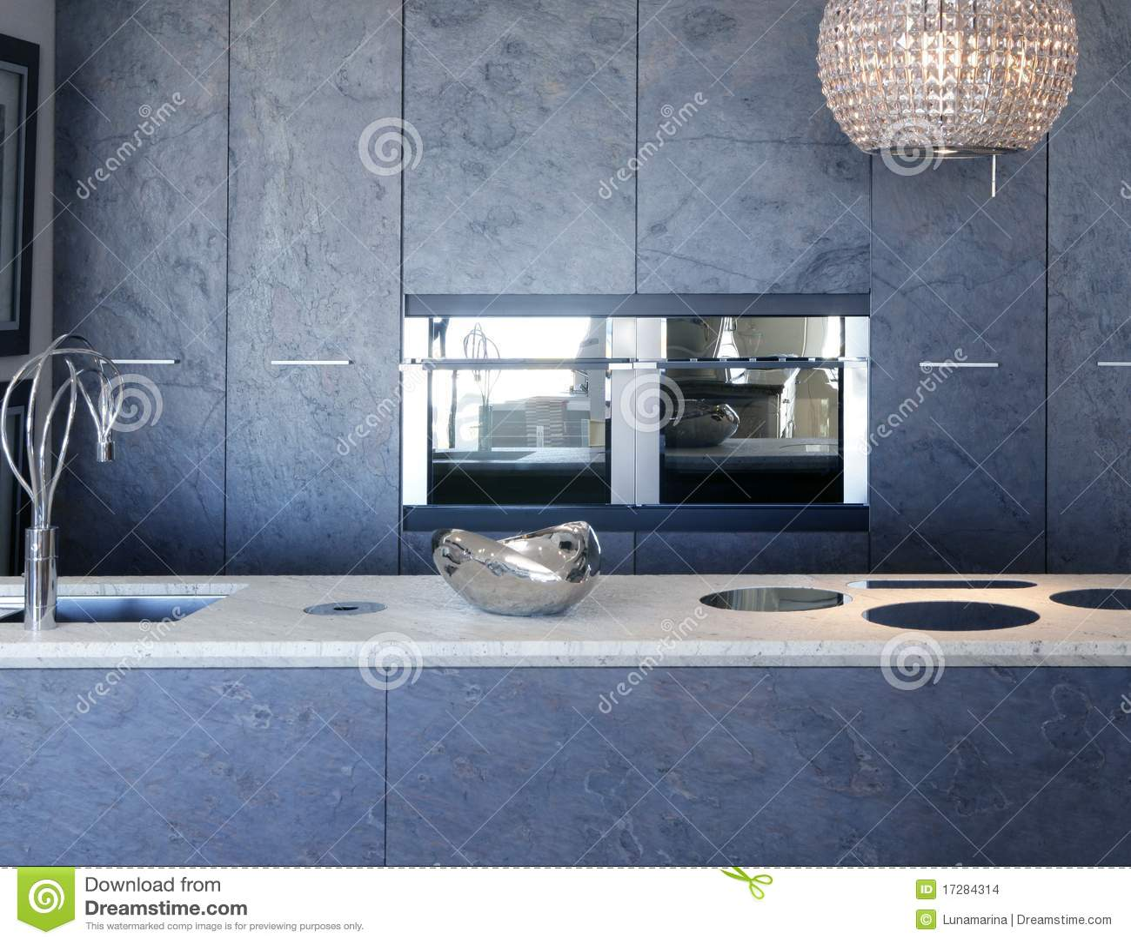 Banc en pierre de blanc de marbre de forniture de cuisine d ardoise