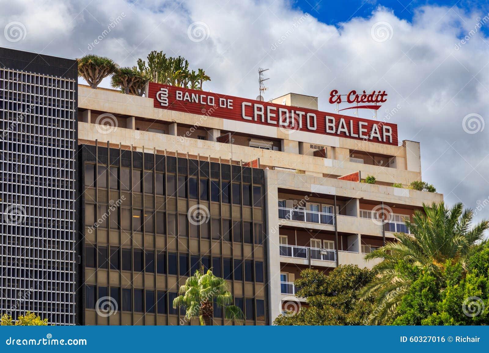 Oficinas banco credito balear palma mallorca dinero hoy for Oficina de consumo palma de mallorca