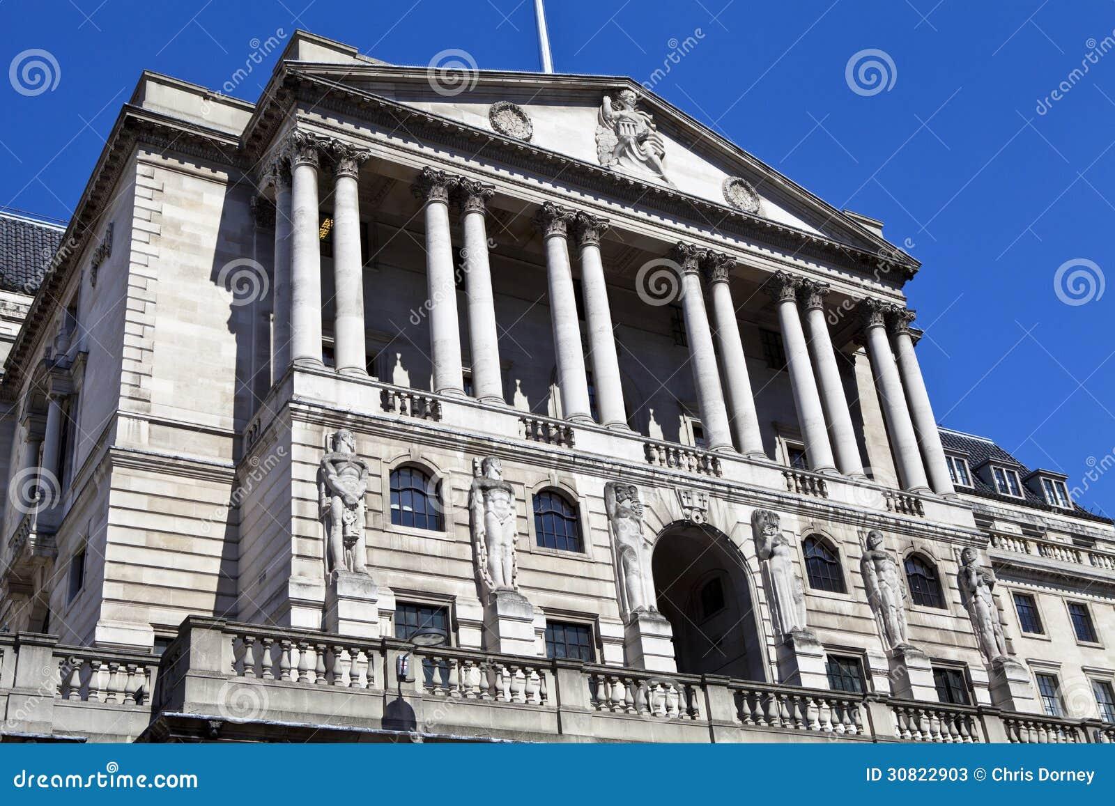 Banco de inglaterra en londres fotos de archivo imagen for Banco exterior telefonos