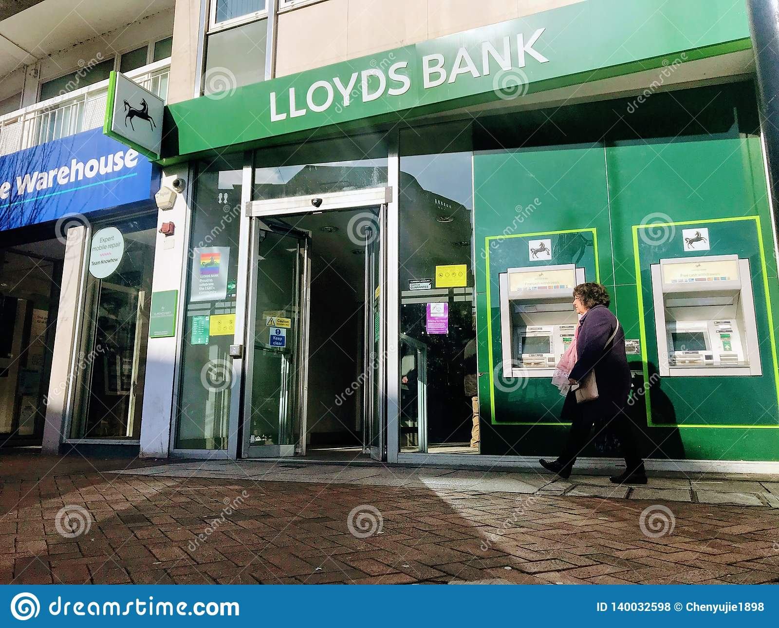 Banco de Lloyds