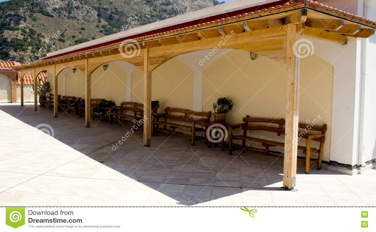 Banco De Madeira Fotos de Stock Imagem: 20893413 #82A328 1300x819