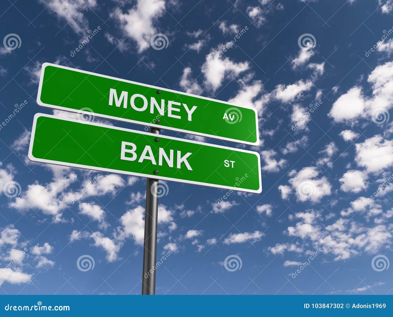 Banco do dinheiro