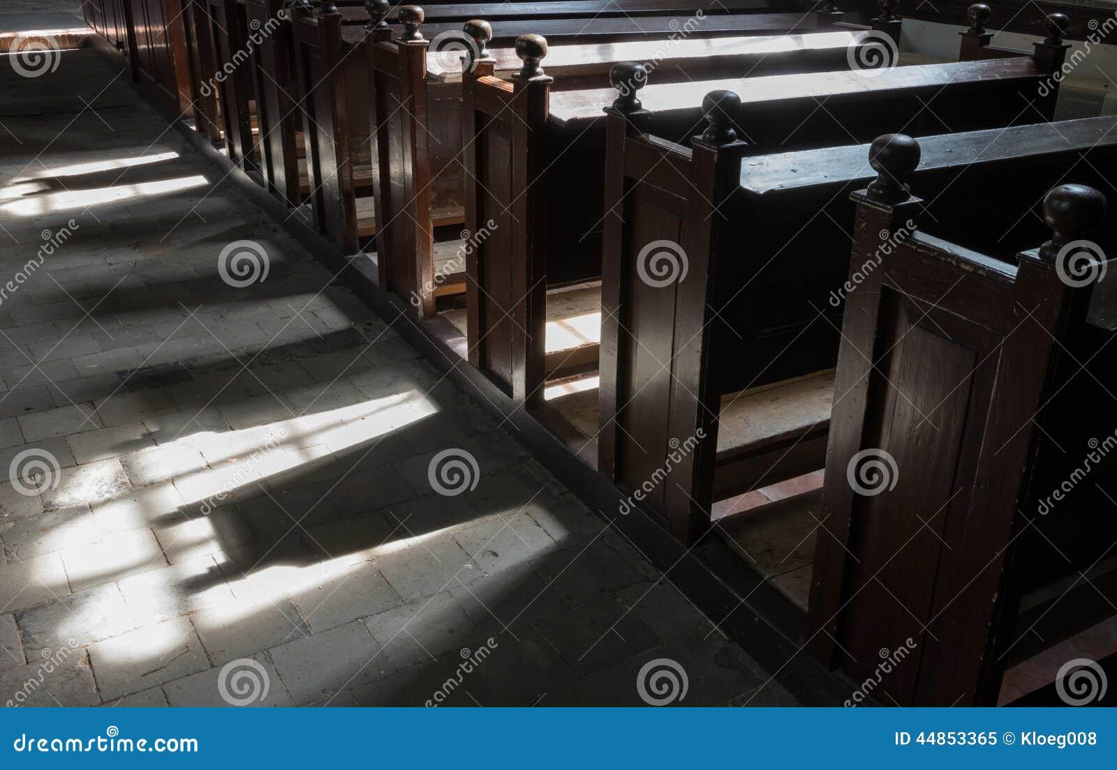 Download Bancos De Iglesia En Garnwerd Imagen de archivo - Imagen de cristiano, netherlands: 44853365