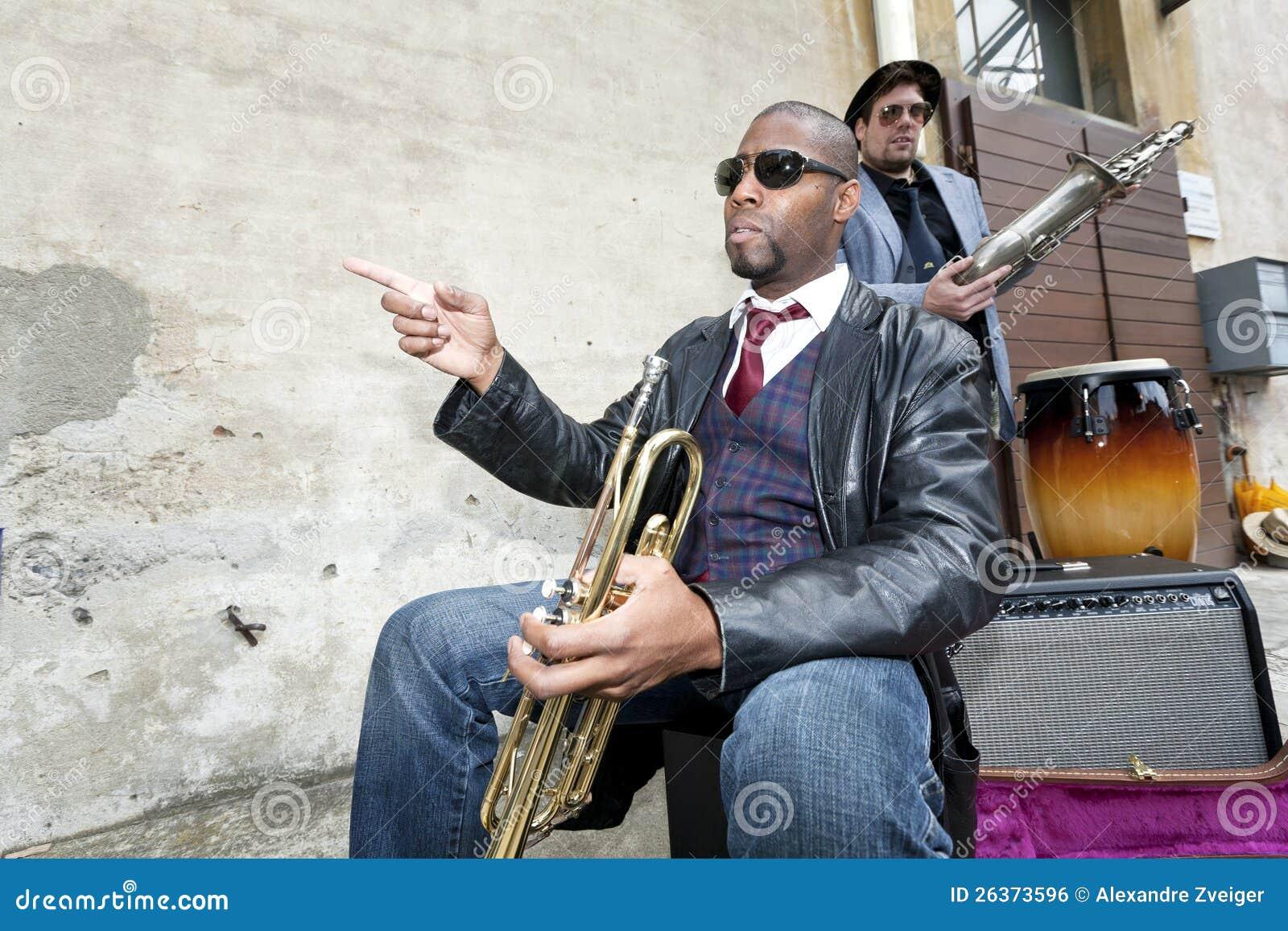 Band der Blaumusiker