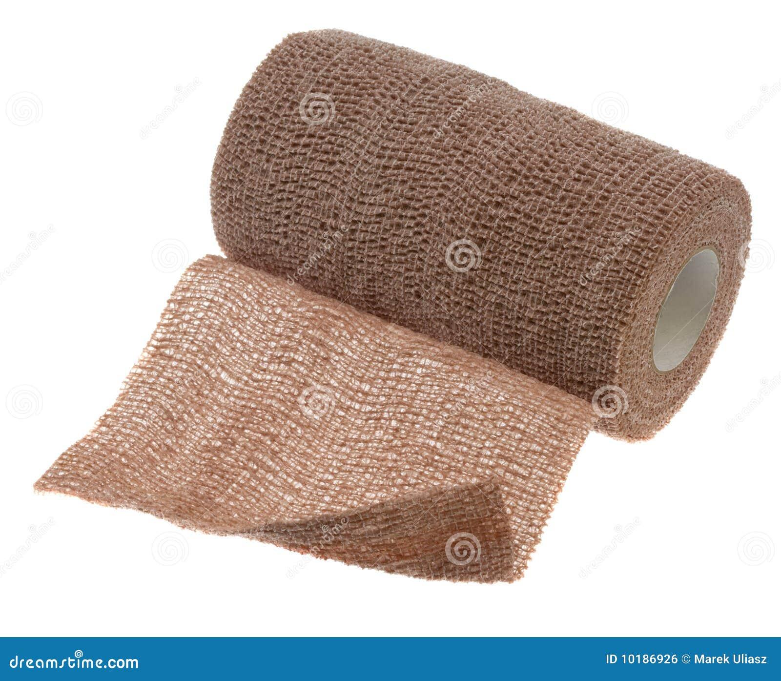 Bandaża opakunek spójny elastyczny
