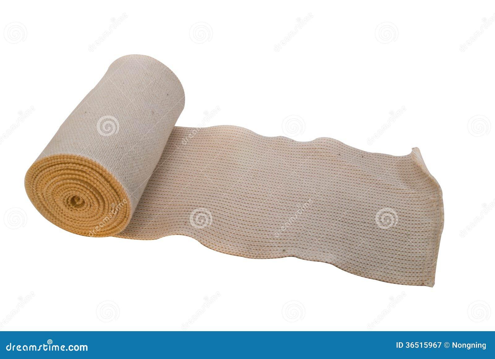 Bandage de gaze