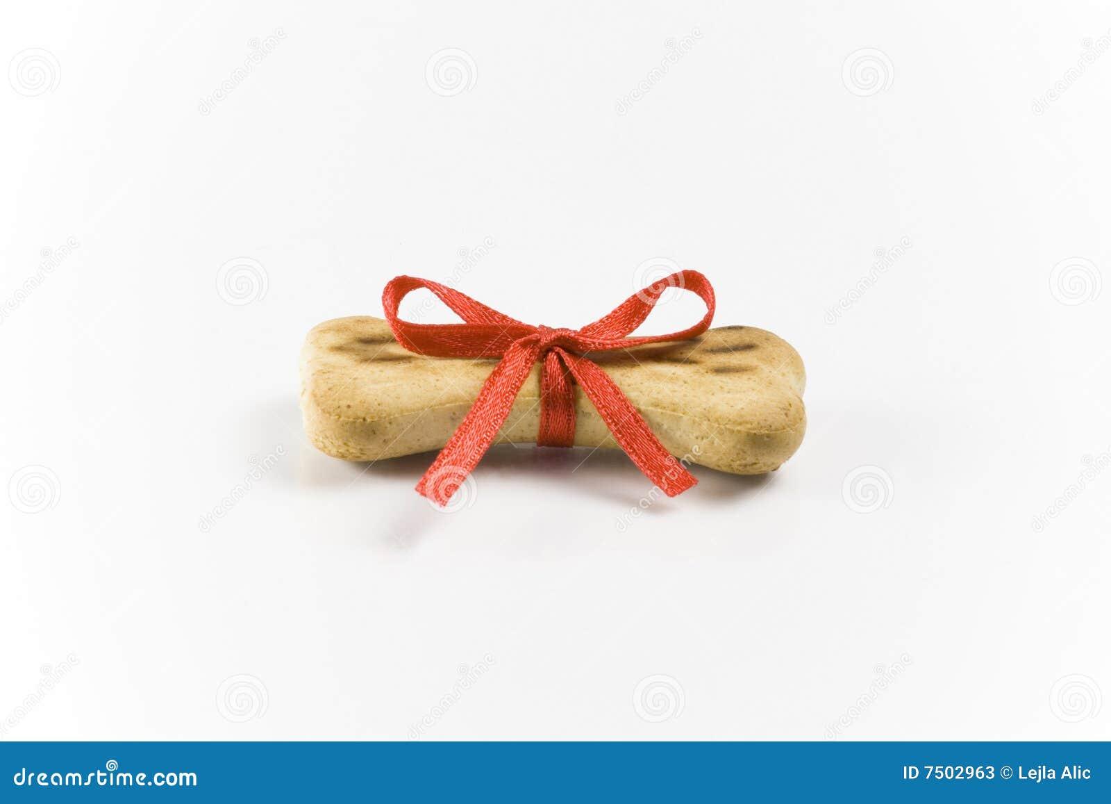 Bande de crabot de biscuit attachée