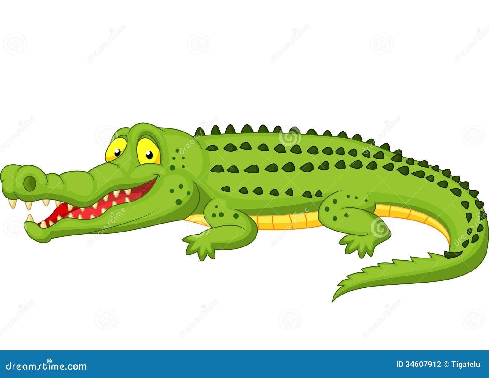 Bande dessin e de crocodile illustration de vecteur illustration du nature amical 34607912 - Dessin anime de crocodile ...