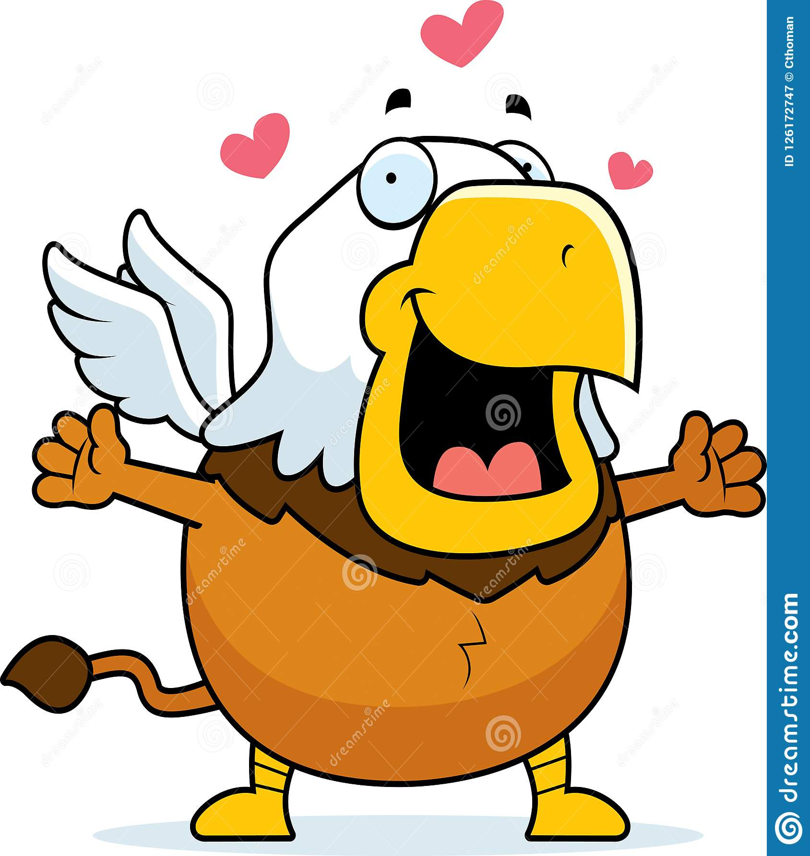 Bande dessinée Griffin Hug