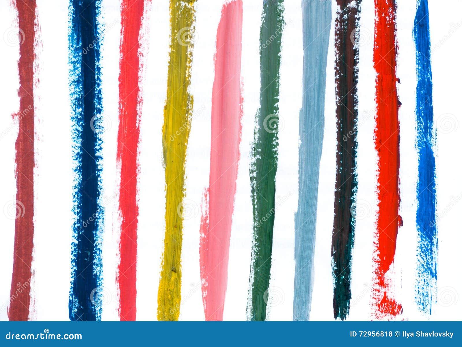 Bande dipinte a mano