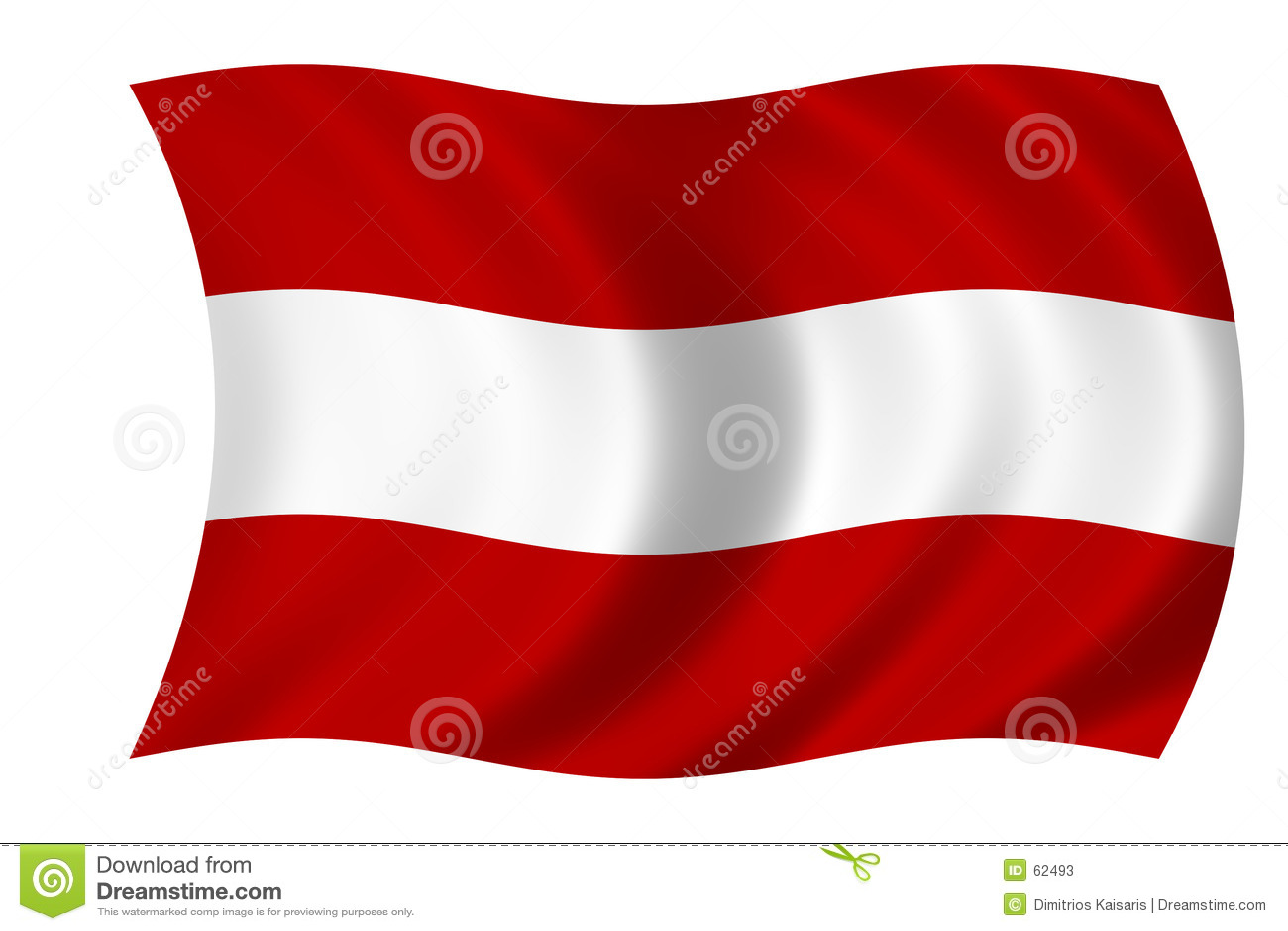 Bandeira austríaca