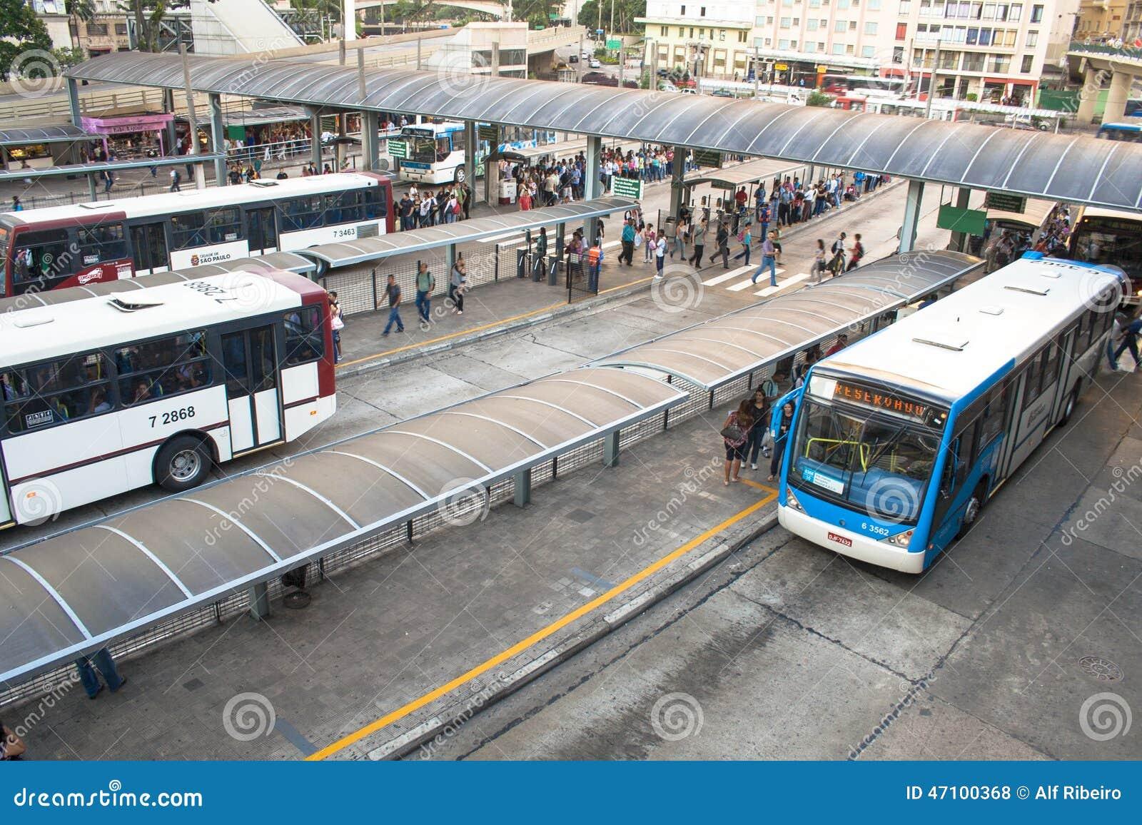 Bandeira-Autobusstation