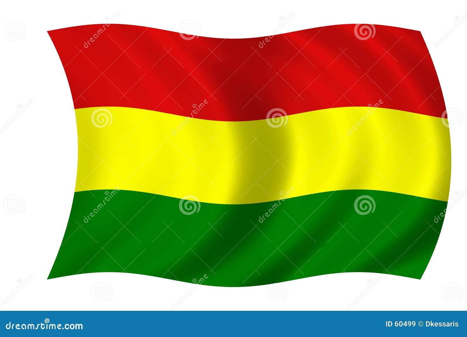 Bandeira boliviana