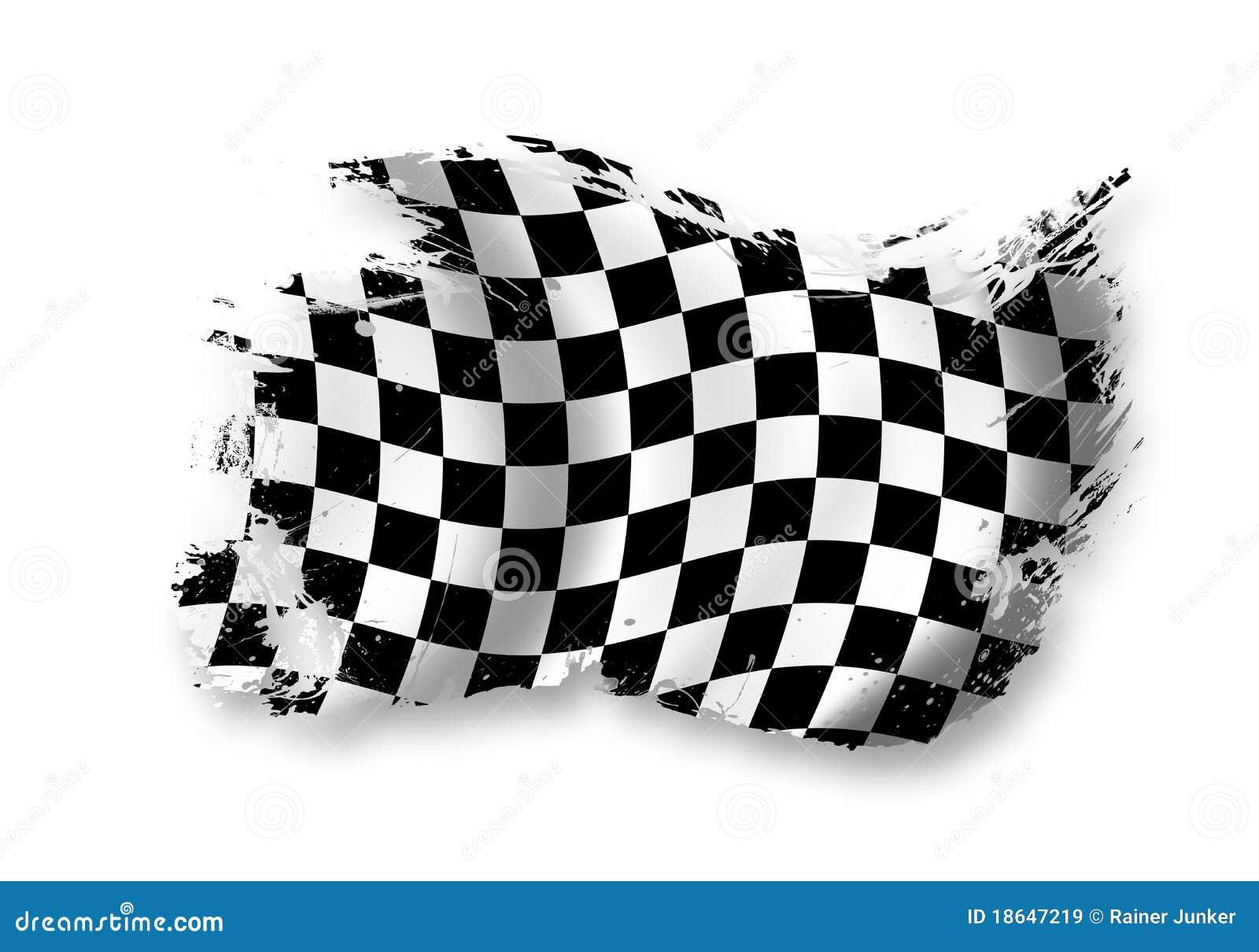 Bandeira da raça