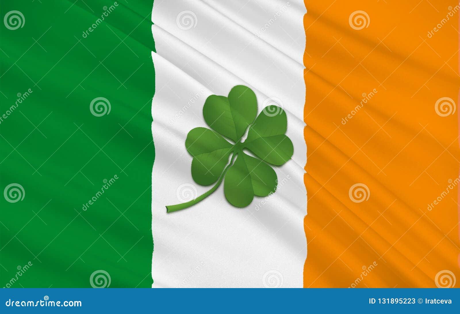 Bandeira da República da Irlanda
