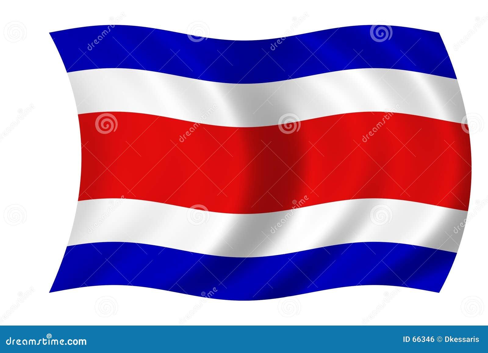 Bandeira de Costa-Rica