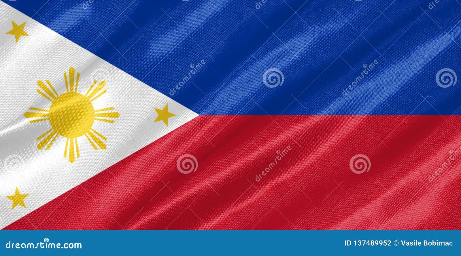 Bandeira de Filipinas