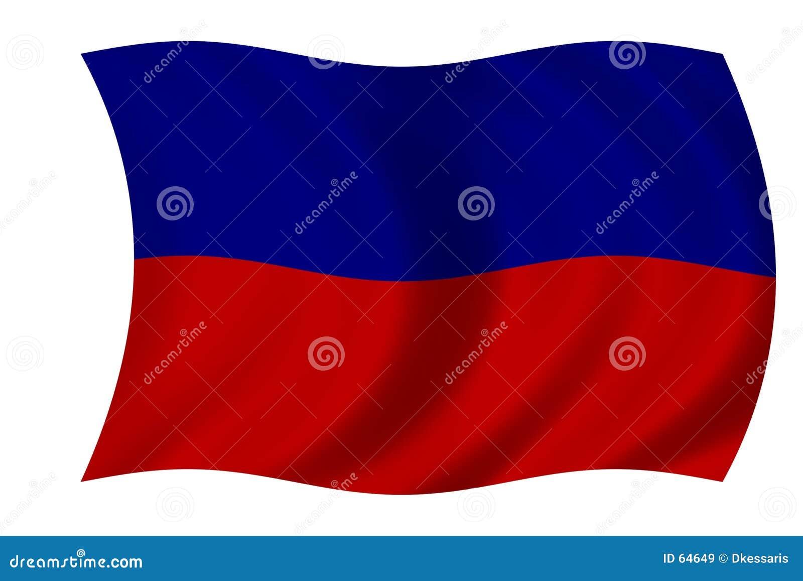Bandeira de haiti