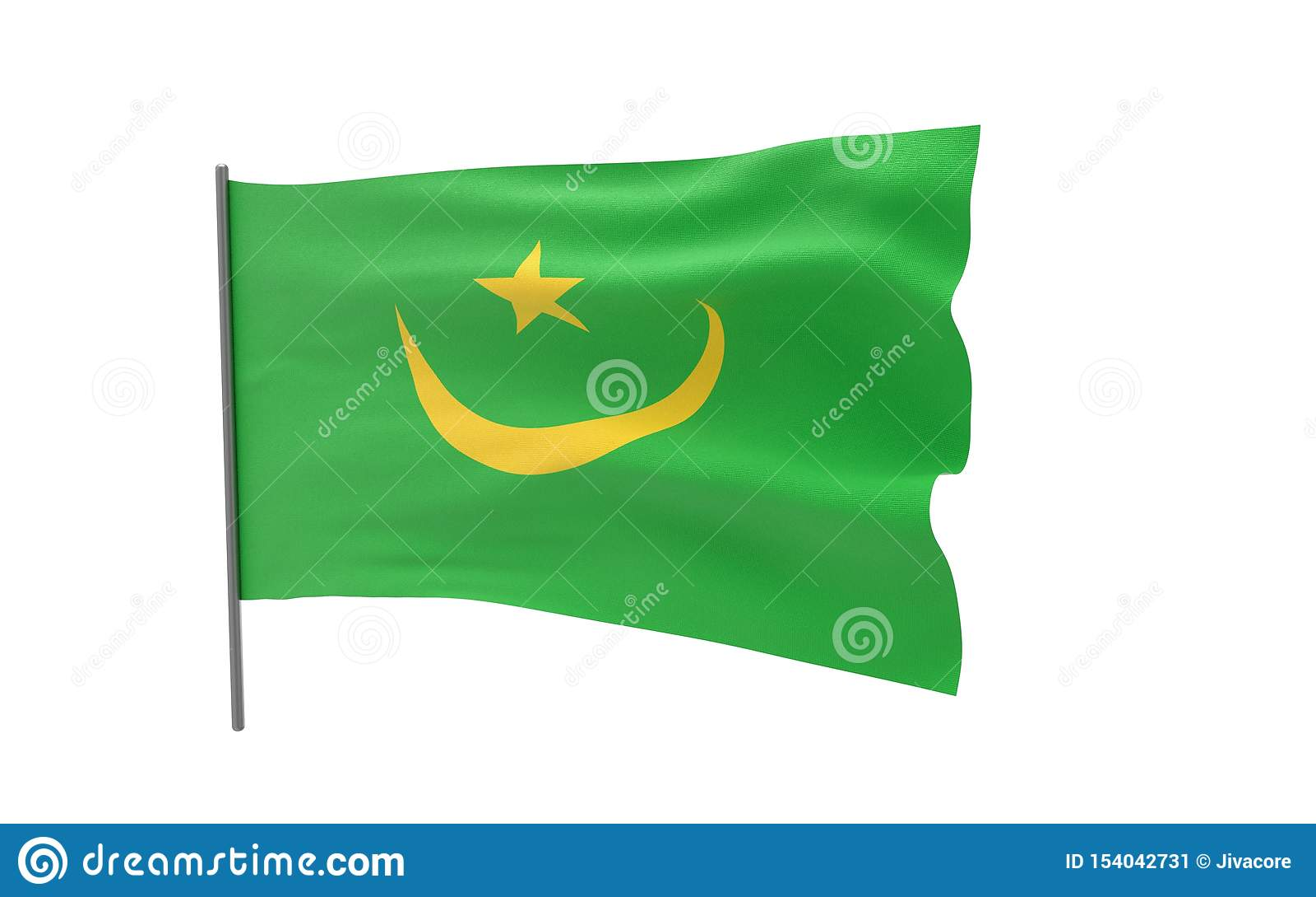 Bandeira de Maurit?nia