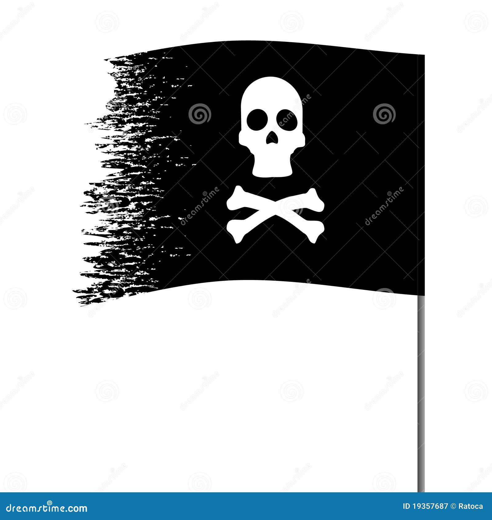 Bandeira de pirata