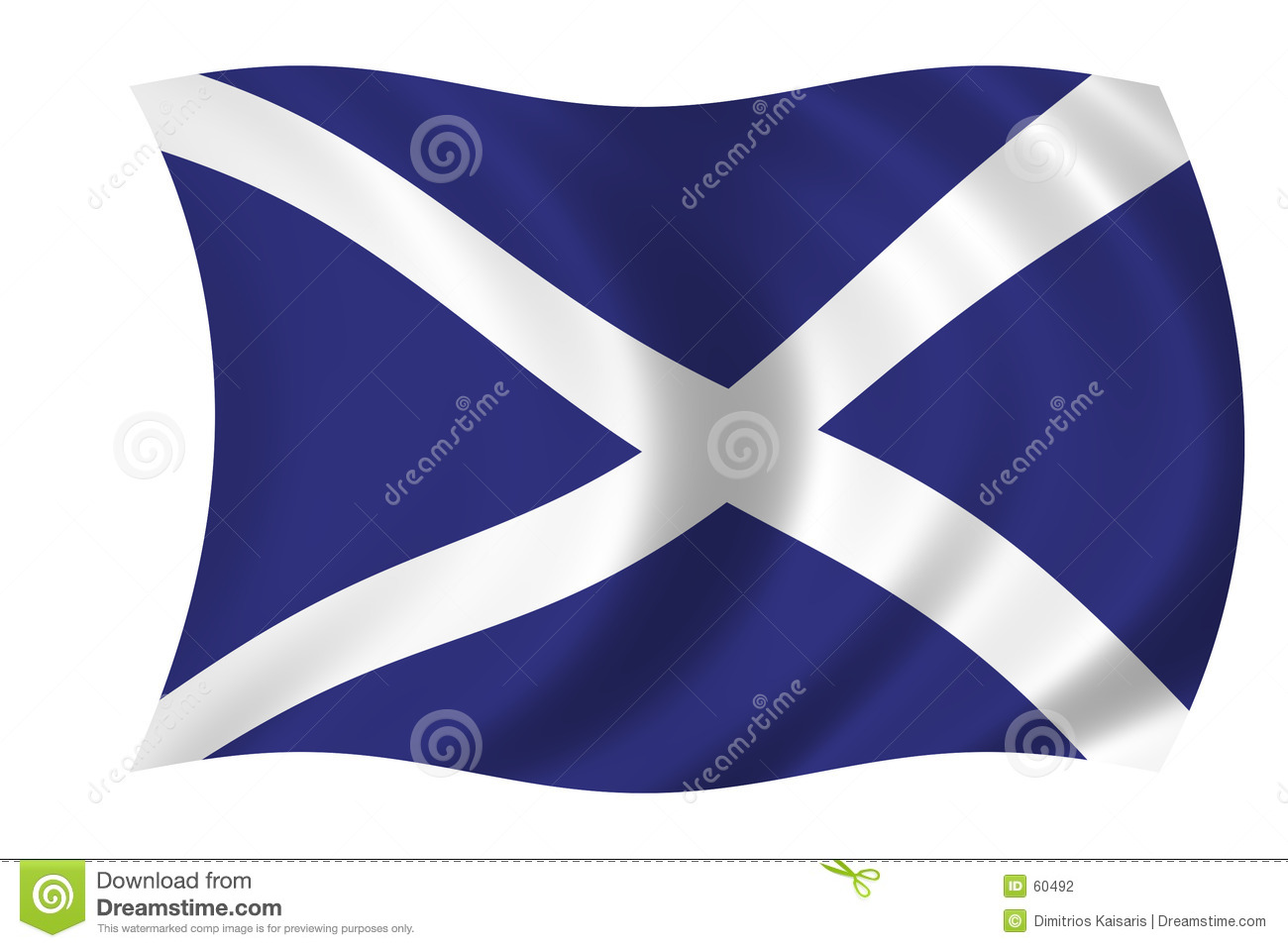 Bandeira de Scotish