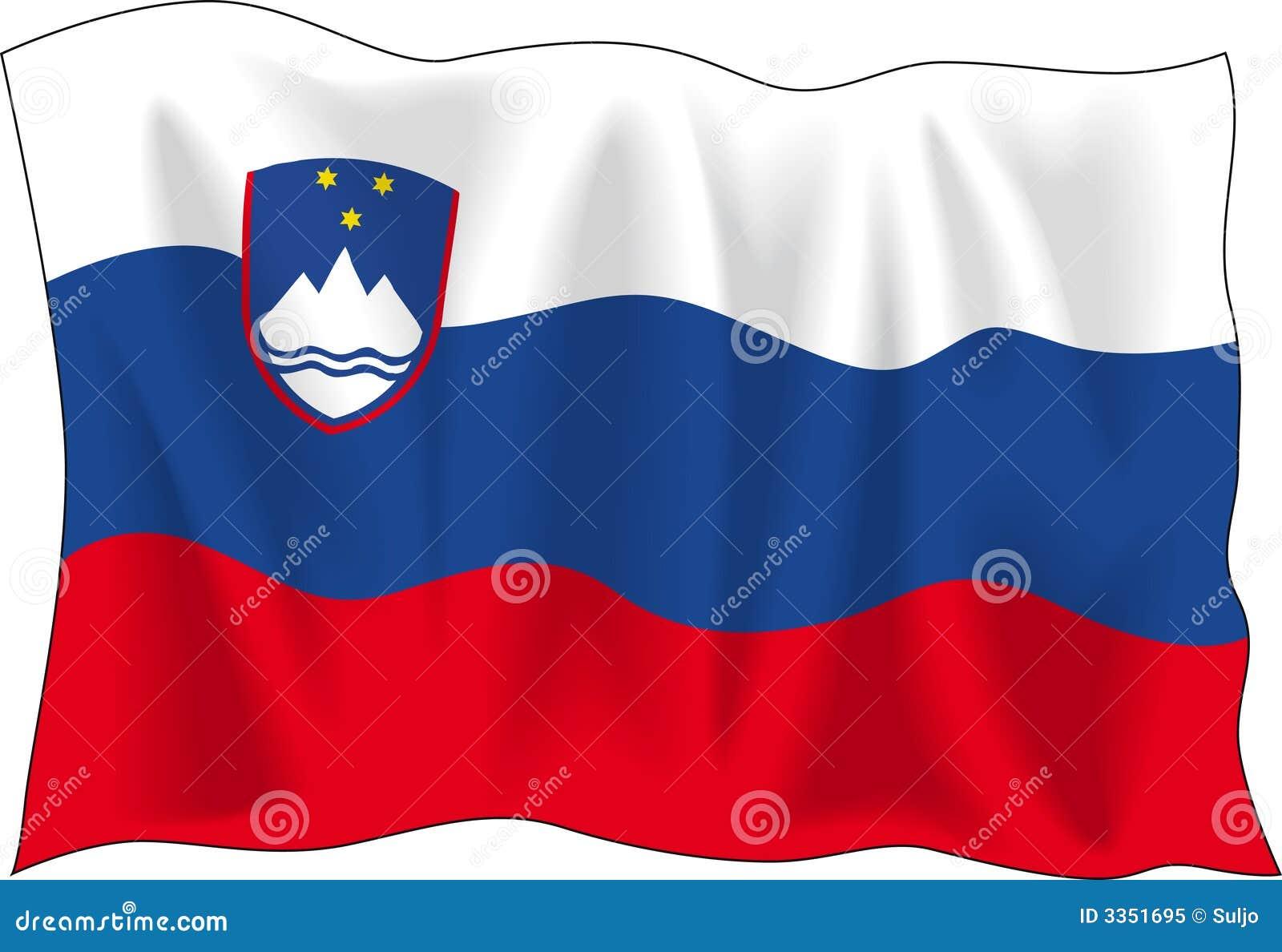 Bandeira de Slovenia
