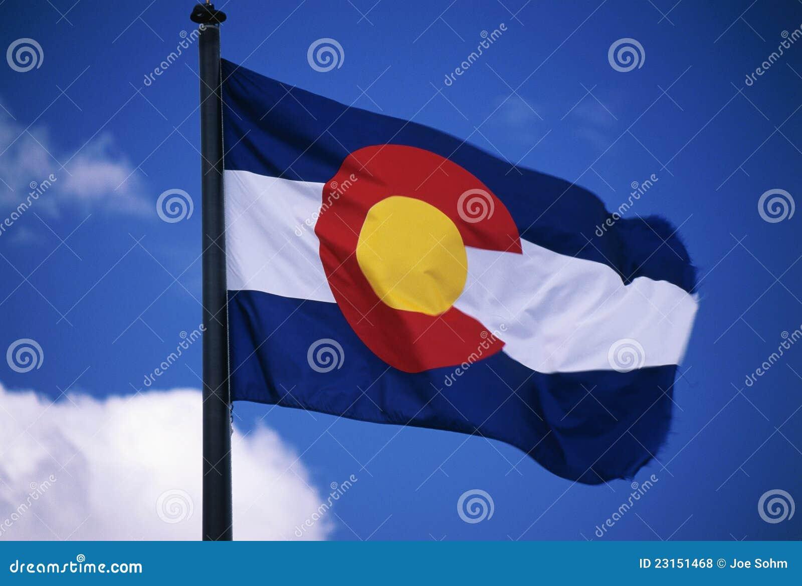 Bandeira do estado de Colorado