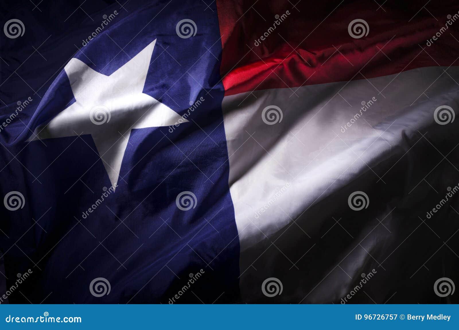 Bandeira do estado de Texas