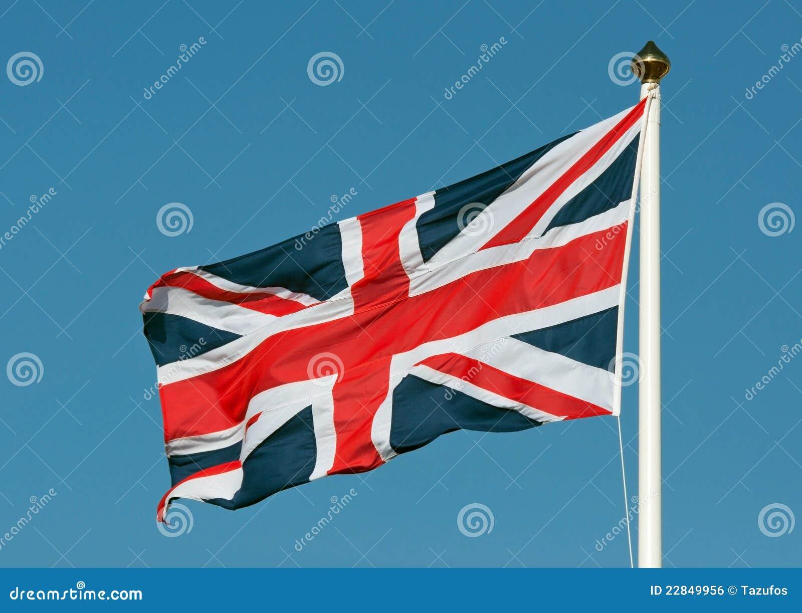 Bandeira do jaque de união
