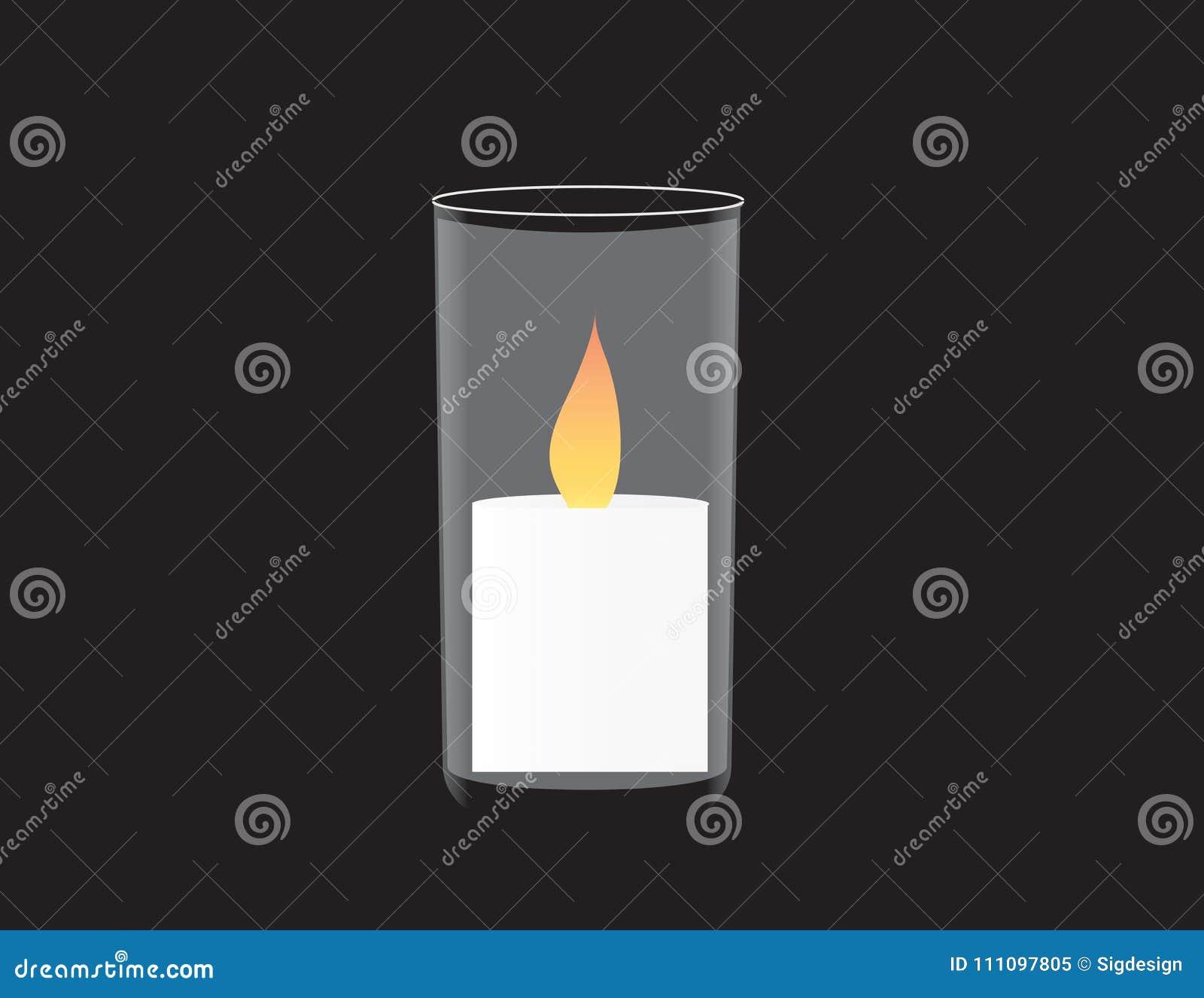 Bandeira do Memorial Day de Israel Vela memorável