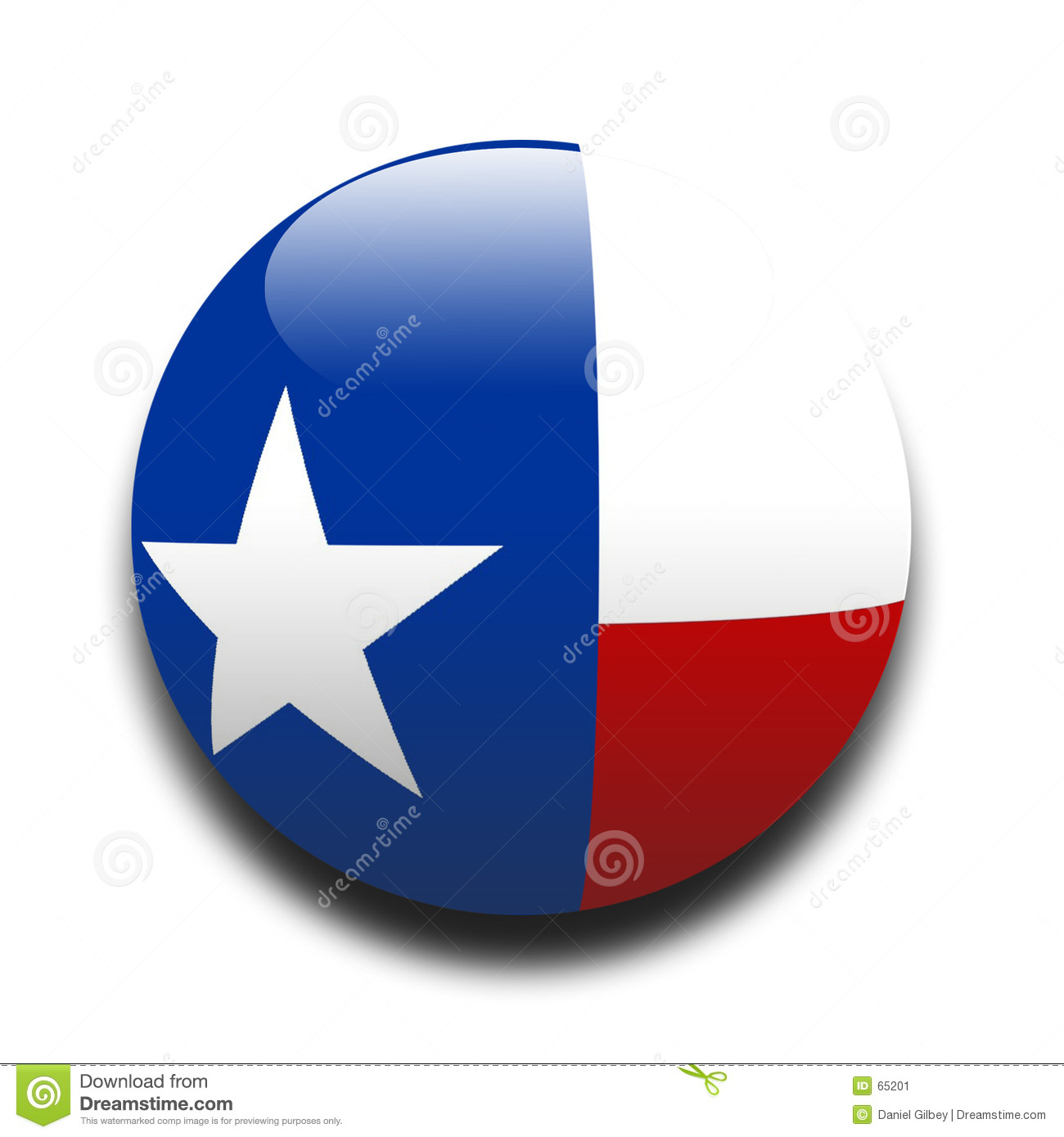 Bandeira do Texan