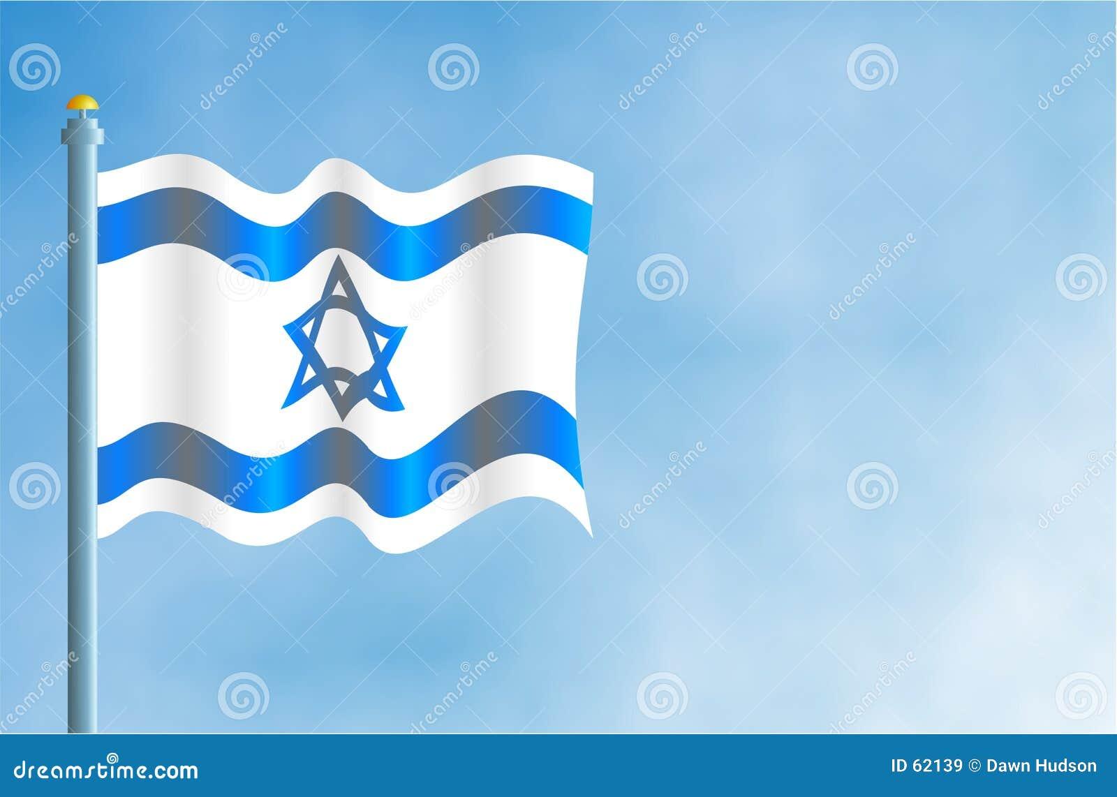 Bandeira israelita