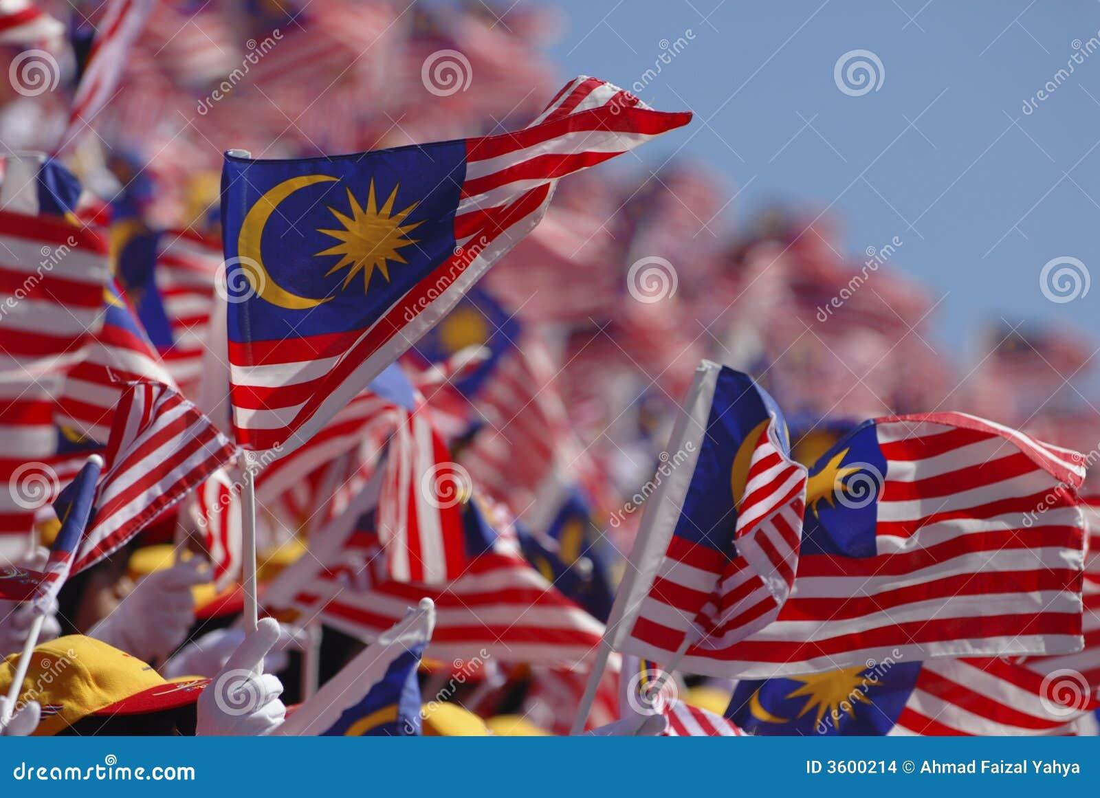 Bandeira malaia