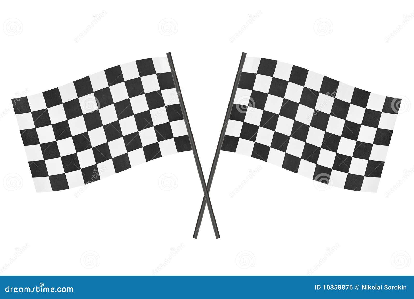 Bandeiras Checkered