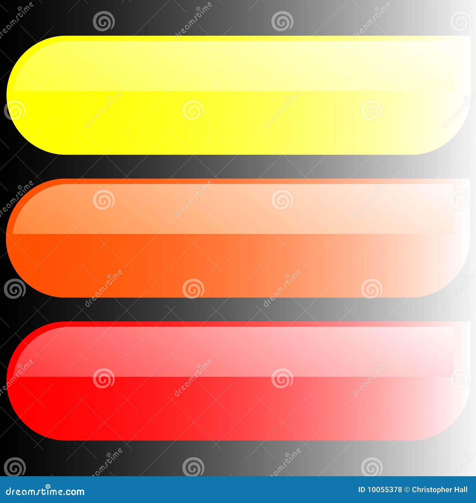 Bandeiras coloridas