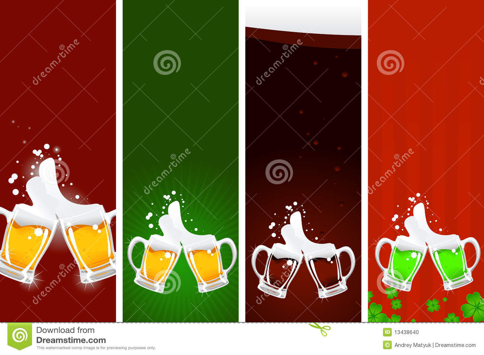 Bandeiras da cerveja