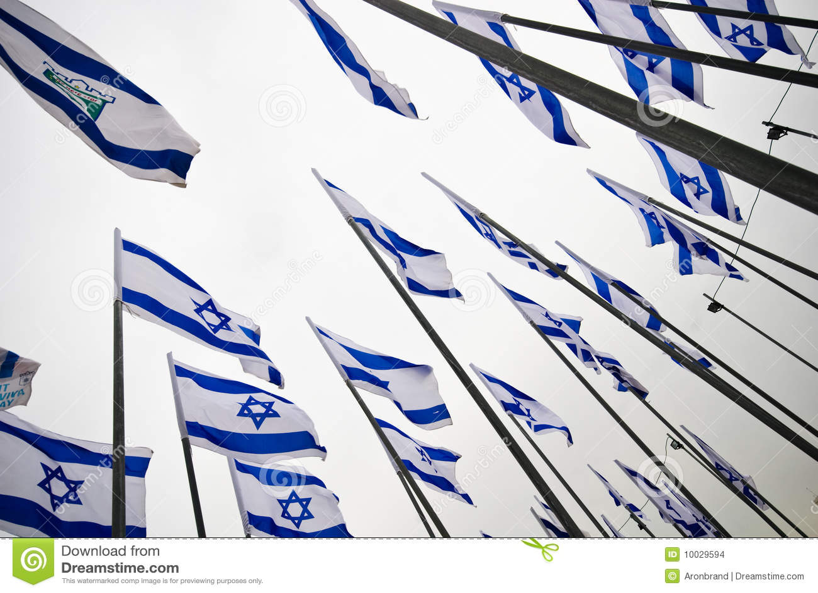 Bandeiras de Israel
