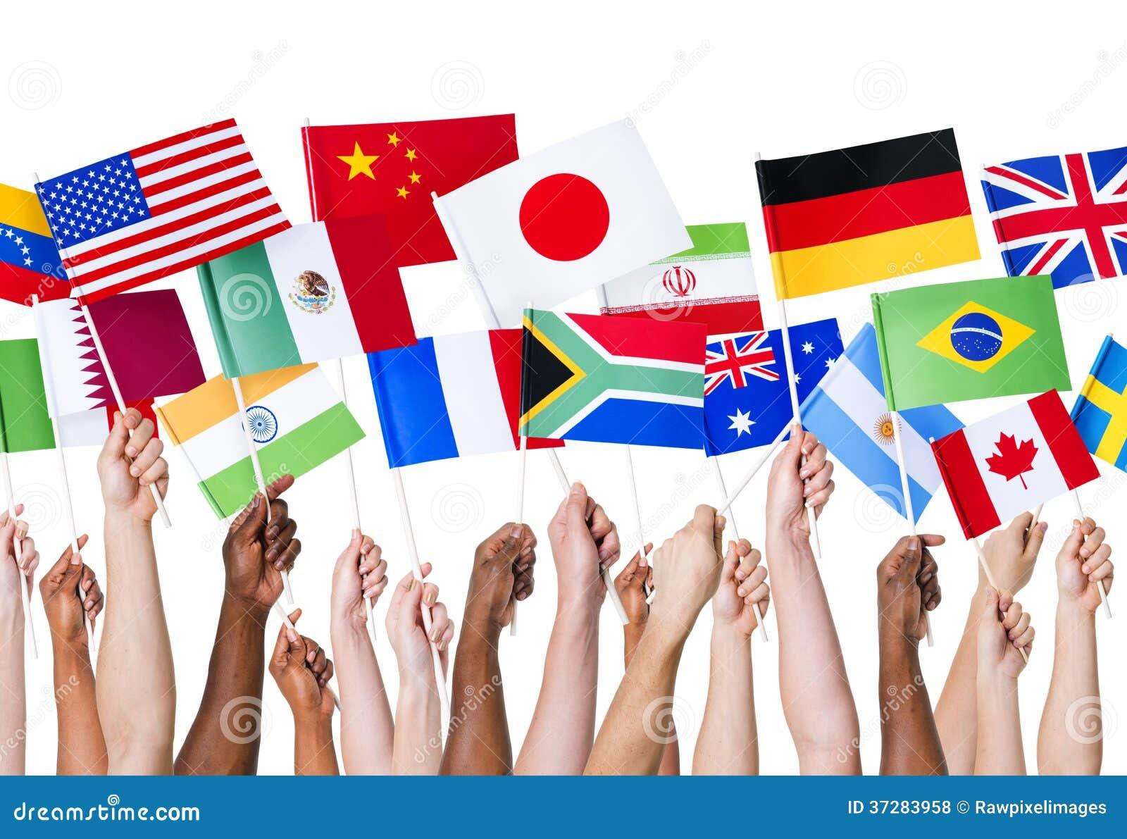 Bandeiras de país
