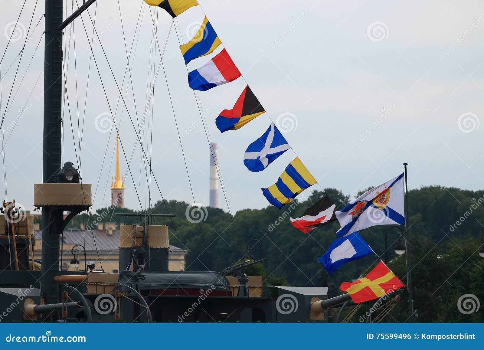 Bandeiras de sinal