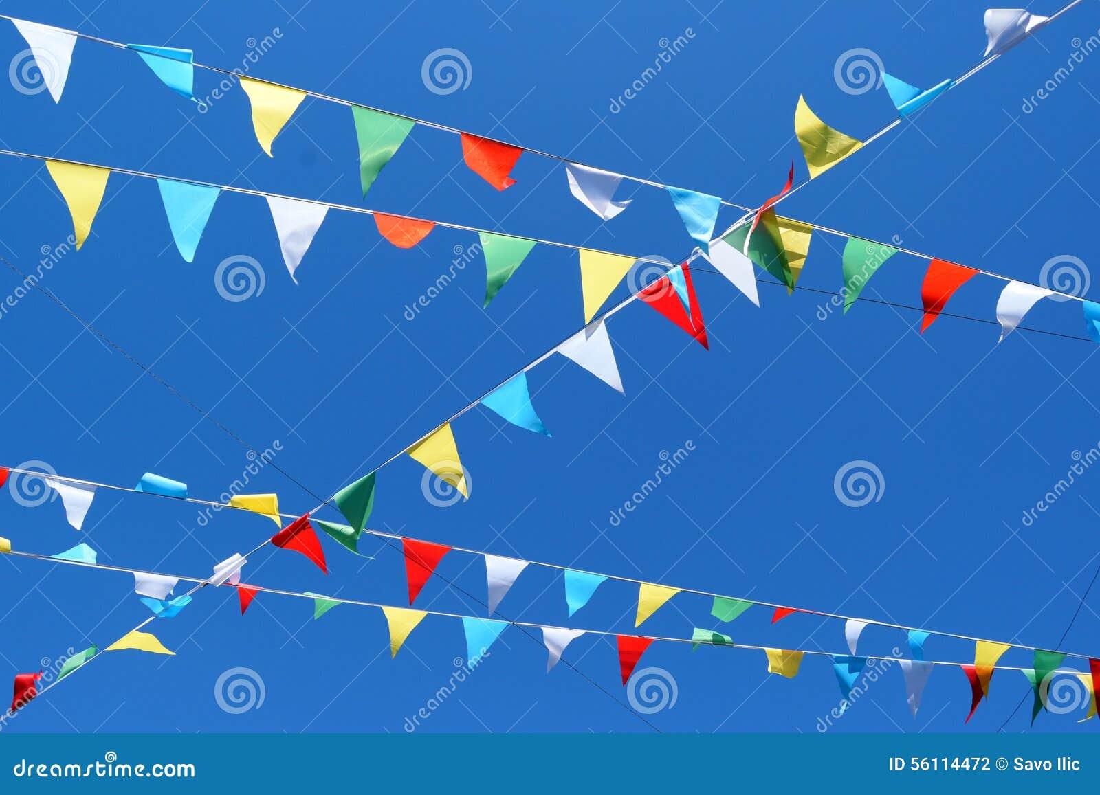 Bandeiras do partido