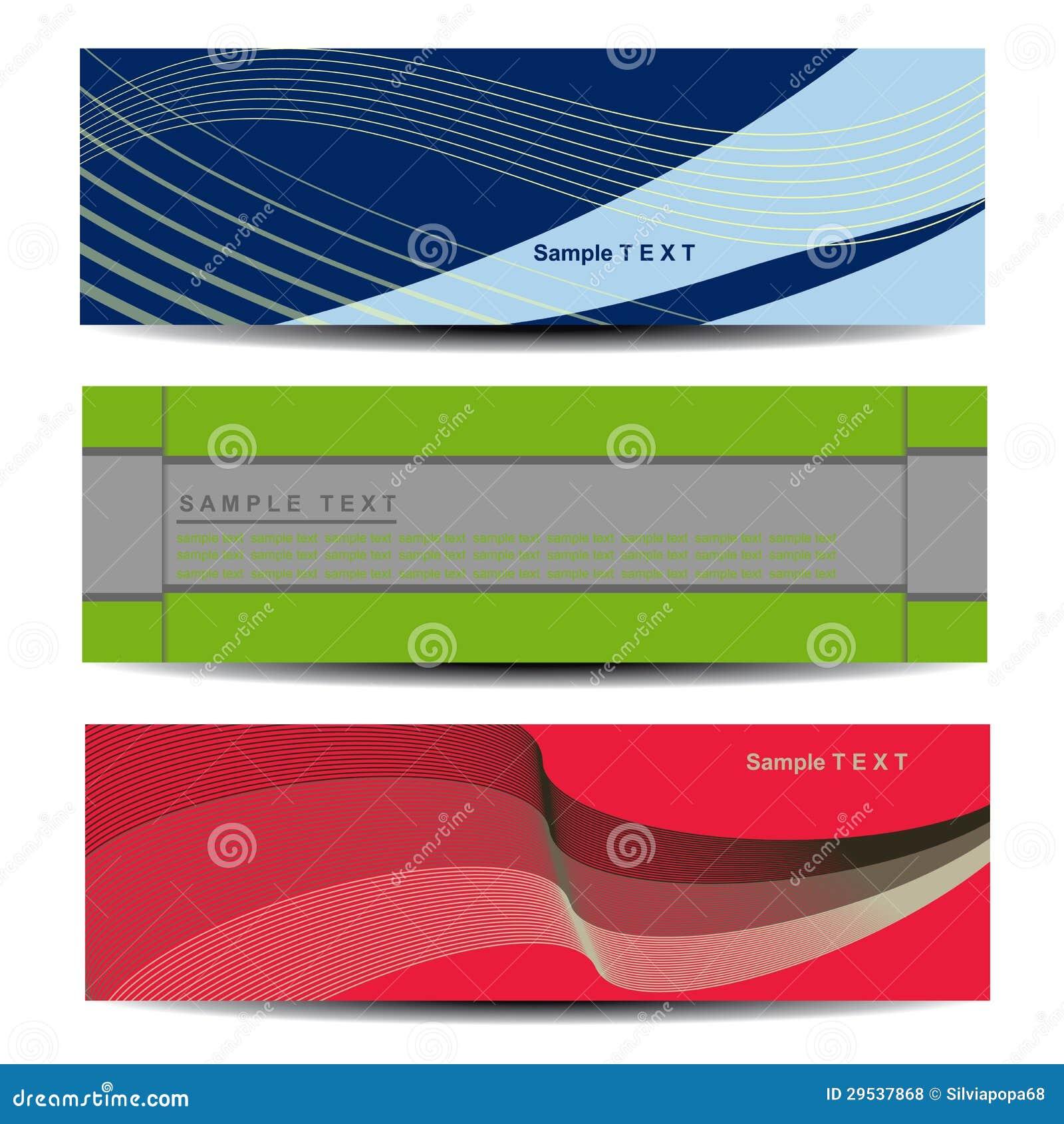 Bandeiras horizontais