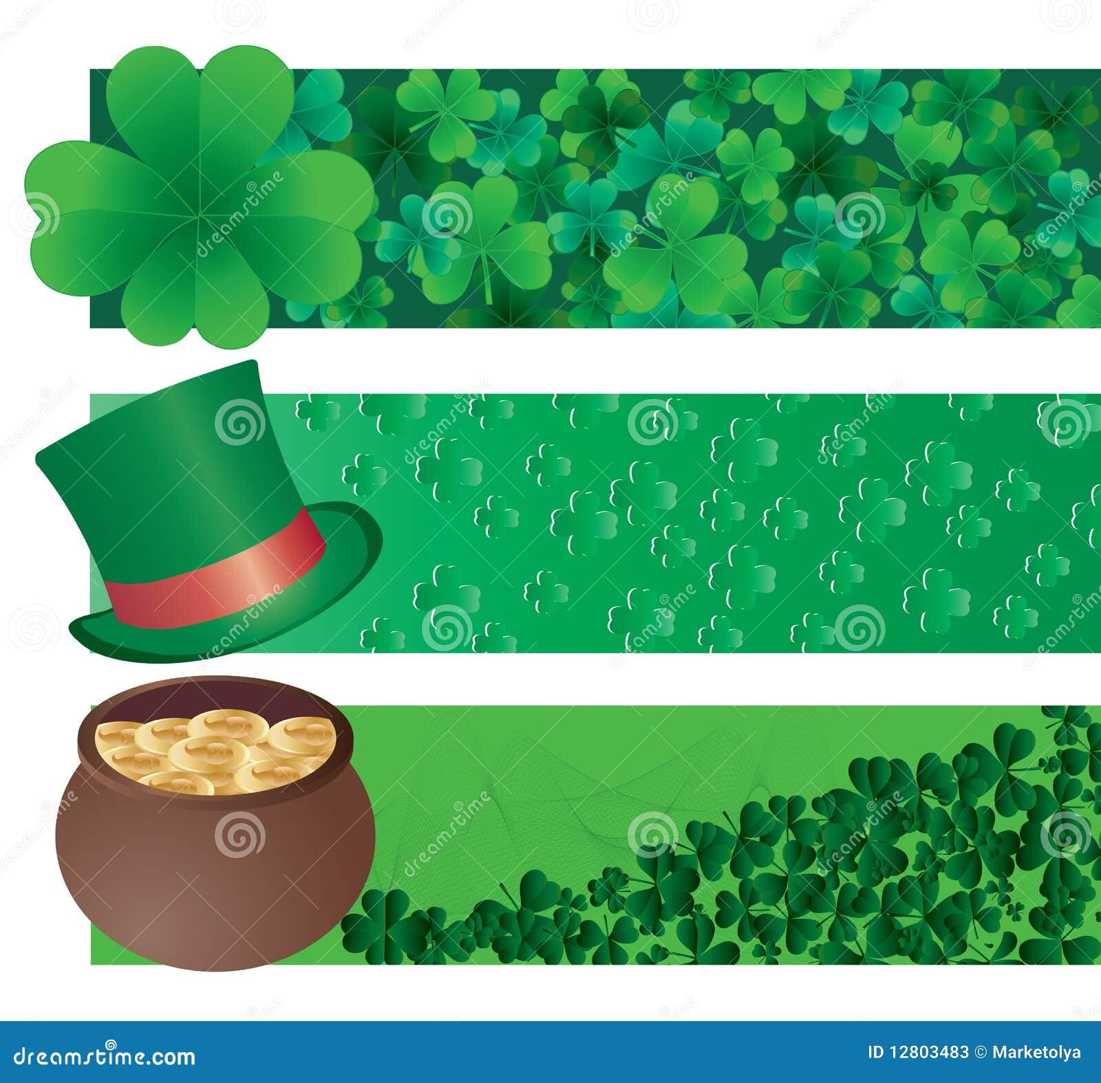 Bandeiras irlandesas