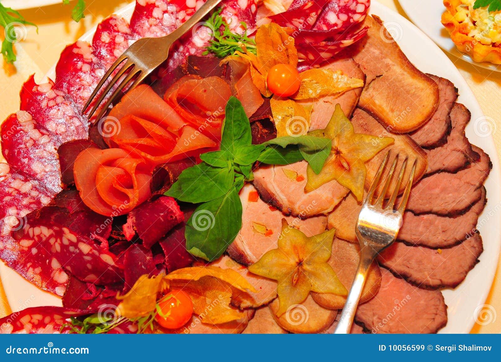 Bandeja da carne