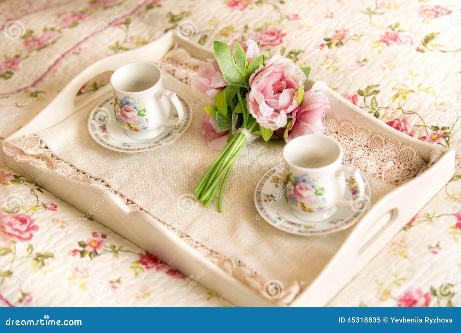 Cama y desayuno vintage