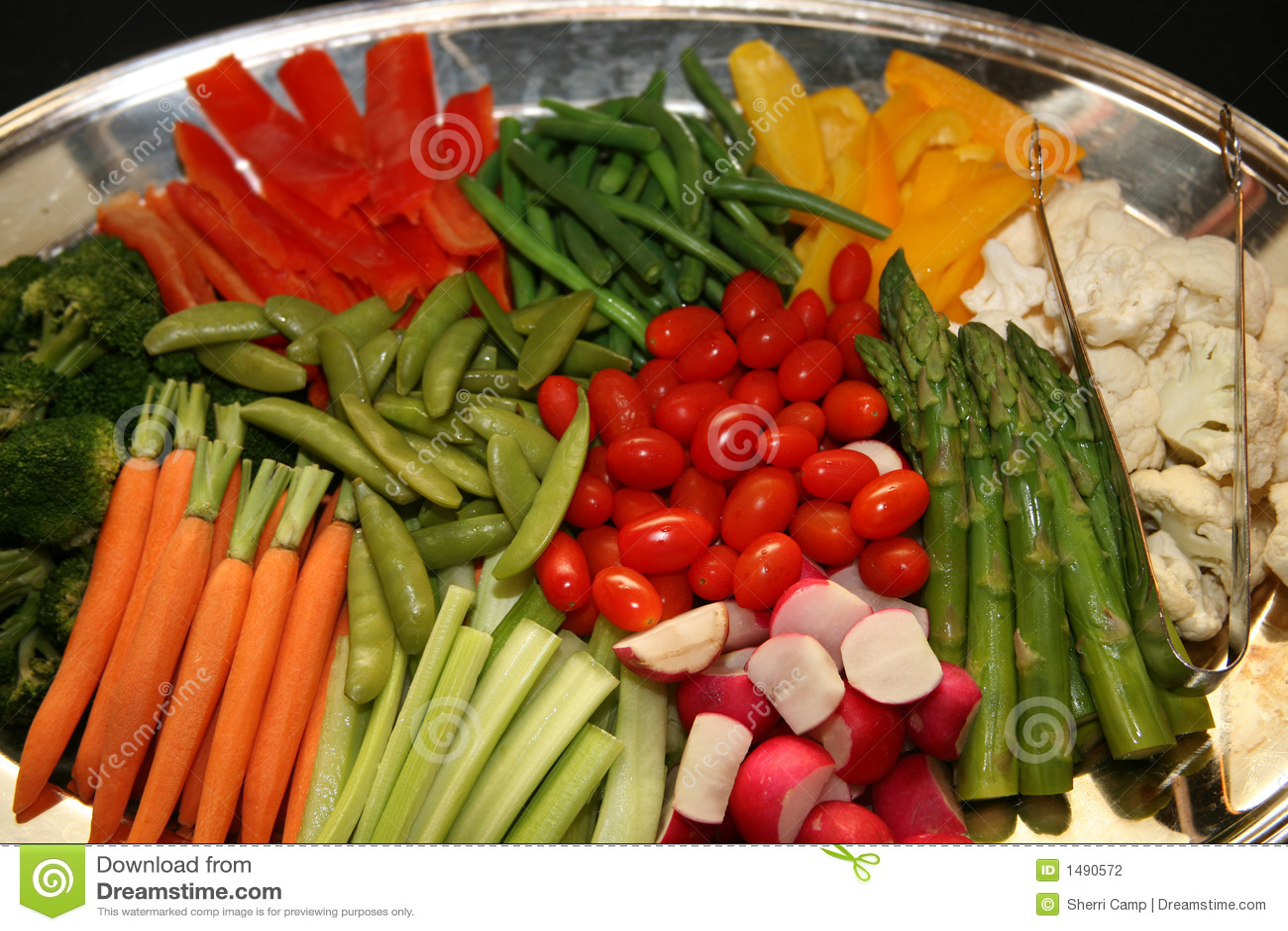 Bandeja vegetal