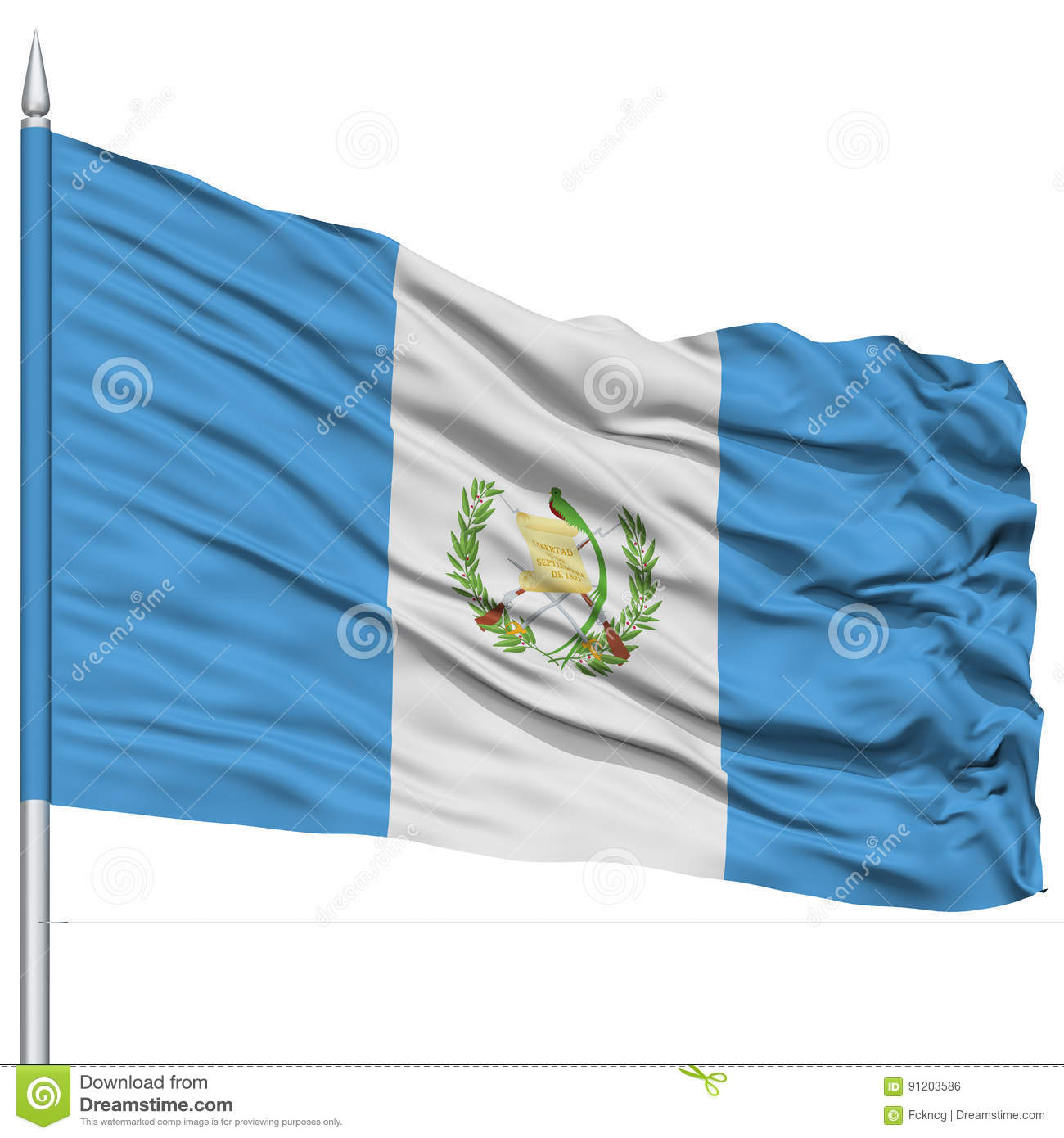 Bandera De Guatemala Stock Images - Download 331 Photos